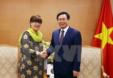 vn boosts tertiary education green growth cooperation with belgium