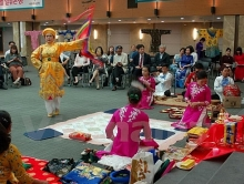 vietnam mother goddess worship introduced in republic of korea