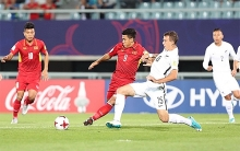 vietnam secures first point at fifa u20 world cup
