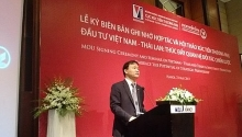 vietnam thailand aim for bilateral trade of us 20 billion by 2020