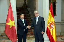 vietnam willing to provide best conditions for spanish enterprises