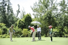 national golf tournament for amateurs to kick off
