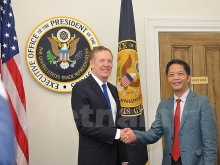 vietnam us hold trade meeting in washington