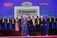maybank kim eng securities ups capital