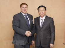 vietnam pledges support for us firms deputy pm