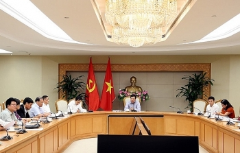 deputy pm chairs meeting on use of wb adb loans