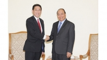 pm vietnam treasures strategic partnership with japan
