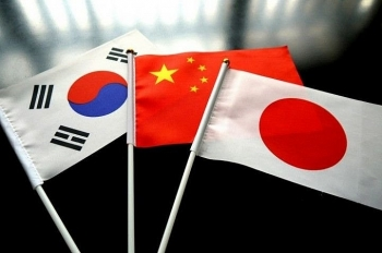china japan rok officals stress need to resist protectionism