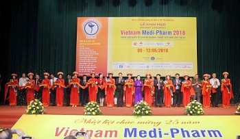 vietnam medi pharm 2018 attracts 430 firms from 30 countries