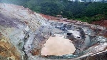laos mining sectors contribution to economy declines
