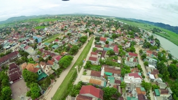 additional two districts recognised as new style rural areas