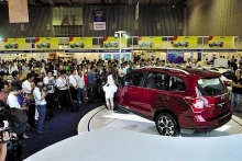 over 300 exhibitors to join auto fair in hcm city