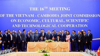 vietnam cambodia agree to foster partnerships in various fields