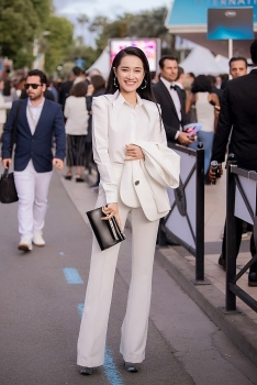 vietnamese actress debuts in cannes as producer
