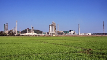 dung quat oil refinery makes list of top 10 green plants in 2018