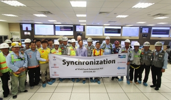vinh tan 4 extension thermal power plant successfully connected to grid