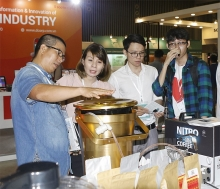 vietnam cafe show 2019 opens in ho chi minh city