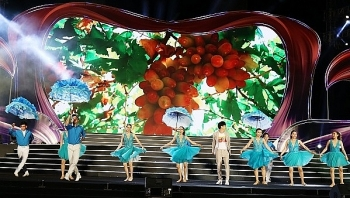 ninh thuan welcomes 120000 visitors during grape and wine festival