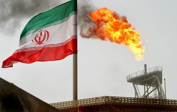 iran oil exports could drop as low as 200000 bpd in may