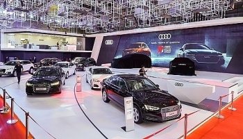 audi vietnam recalls 182 cars suvs with faulty fuel pipes