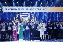 vinamilk keeps status as top working place in vietnam