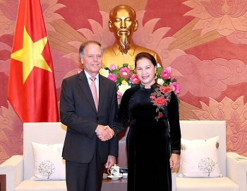 top legislator hails growing vietnam italy strategic partnership