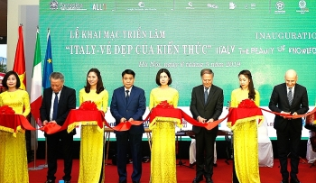 hanoi exhibition spotlights italys cultural beauty