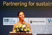 vietnamese swedish firms talk partnership for sustainable growth