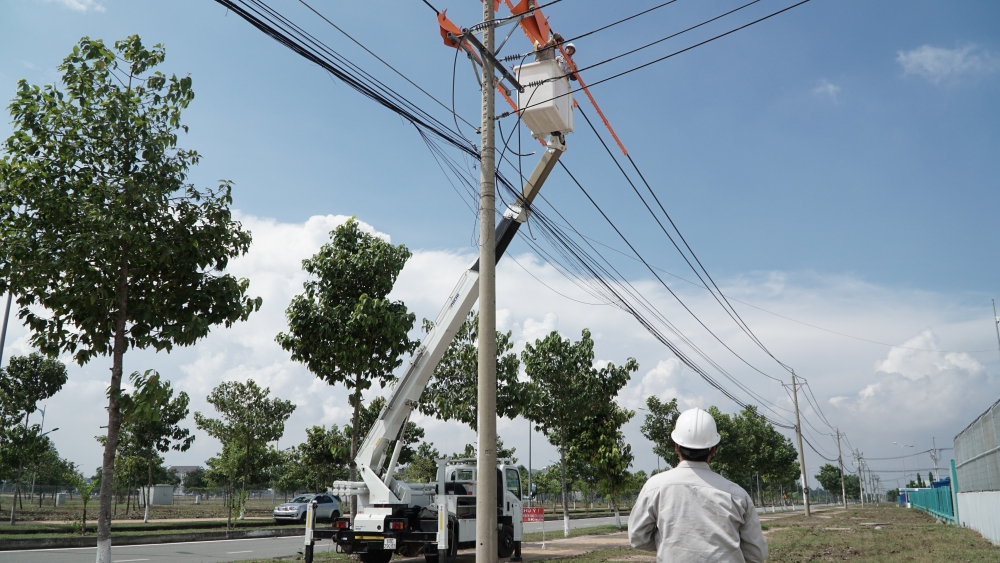 efforts under way to ensure power supply for the south