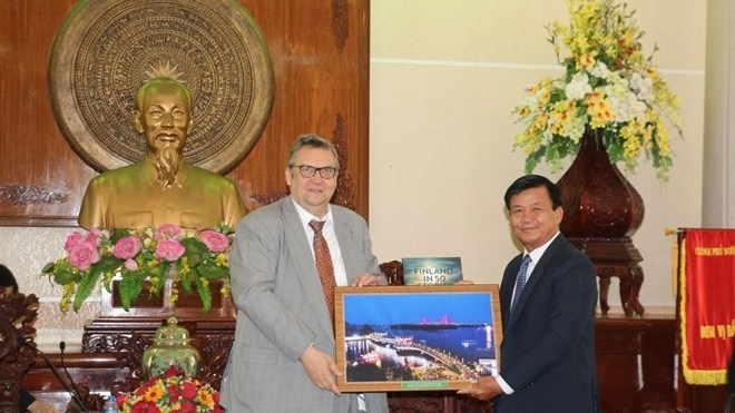 finland helps vietnam with waste management