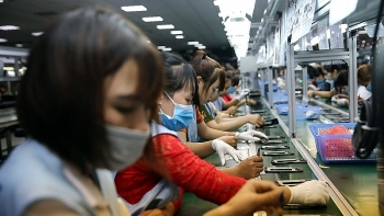 manufacturing sector sees solid improvement as pmi hits four month high
