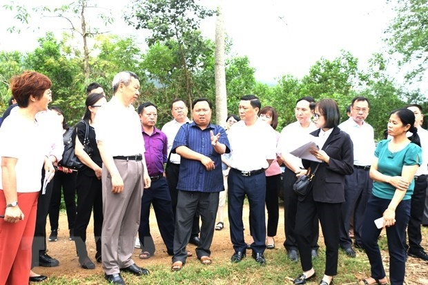 ha giang intensifies cooperation with chinas wenshan prefecture