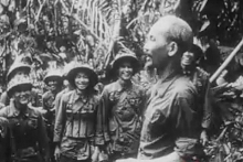 french produced documentary on president ho chi minh aired on national tv