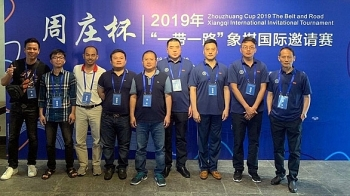 vietnam wins international xiangqi tournament in china