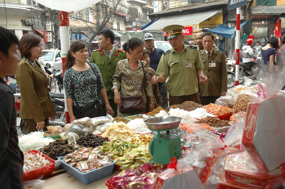 hanoi to expand project on street food hygiene
