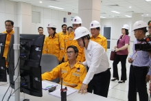 pv gas ca mau ensures safety and security for gas works