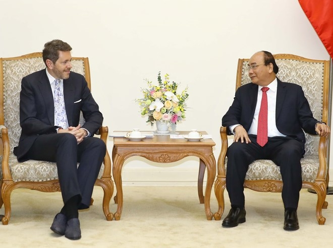 prime minister urges austrian firms to invest in vietnam