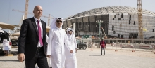 fifa to stick with 32 teams for qatar world cup