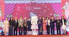 brg group announces implementation of sanrio hello kitty world hanoi by brg project