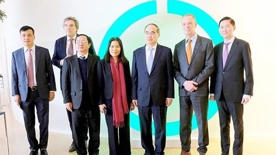 hcm city learns from netherlands innovative technologies