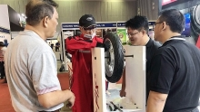 saigon autotech accessories show features 300 pavilions