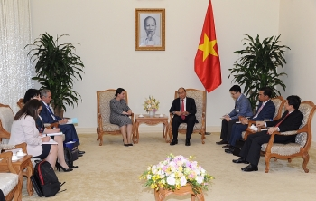 pm hopes to lift vietnam romania trade on par with potential
