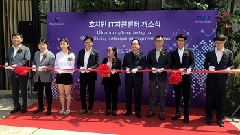 center for vietnam rok it cooperation opens in hcm city
