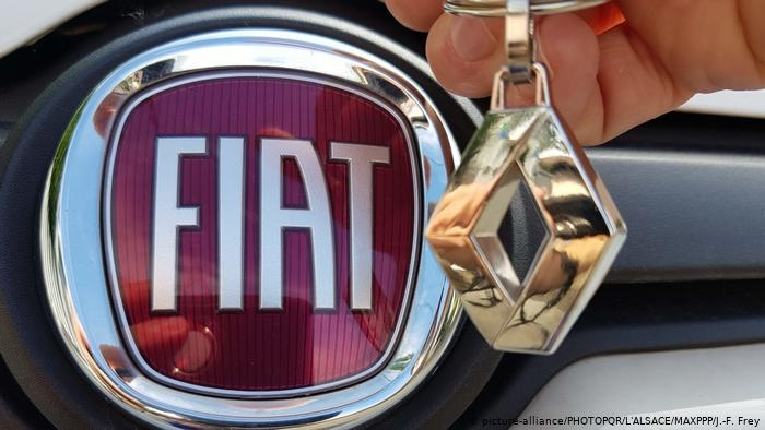 fiat chrysler proposes 50 50 merger with renault