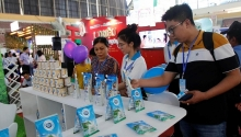 vietnam dairy fair opens in ho chi minh city