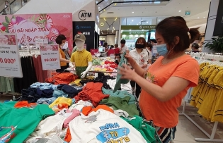 total retail sales of goods and services up nearly 31 in april
