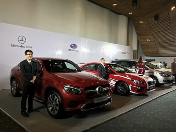major auto brands confirm presence at 3rd vietnam international motorshow