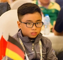 vietnam scores gold at world junior chess championships