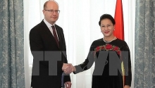 czech newswire comments on vietnam czech economic prospect