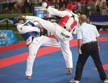 second asian junior taekwondo championships kicks off